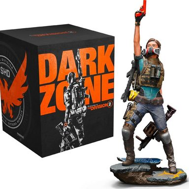The Division 2 Dark Zone Edition PlayStation 4