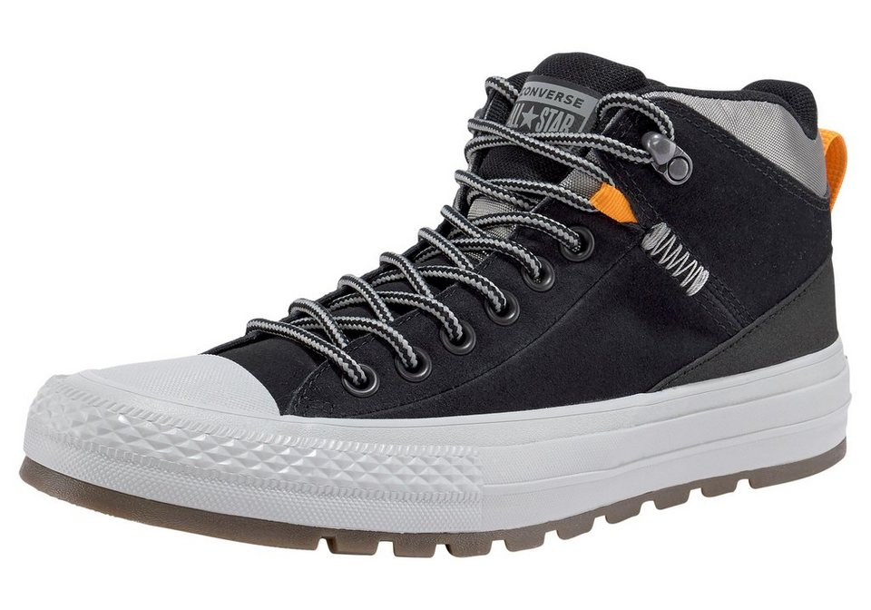 converse chuck taylor all star street boot hi sneaker. Black Bedroom Furniture Sets. Home Design Ideas