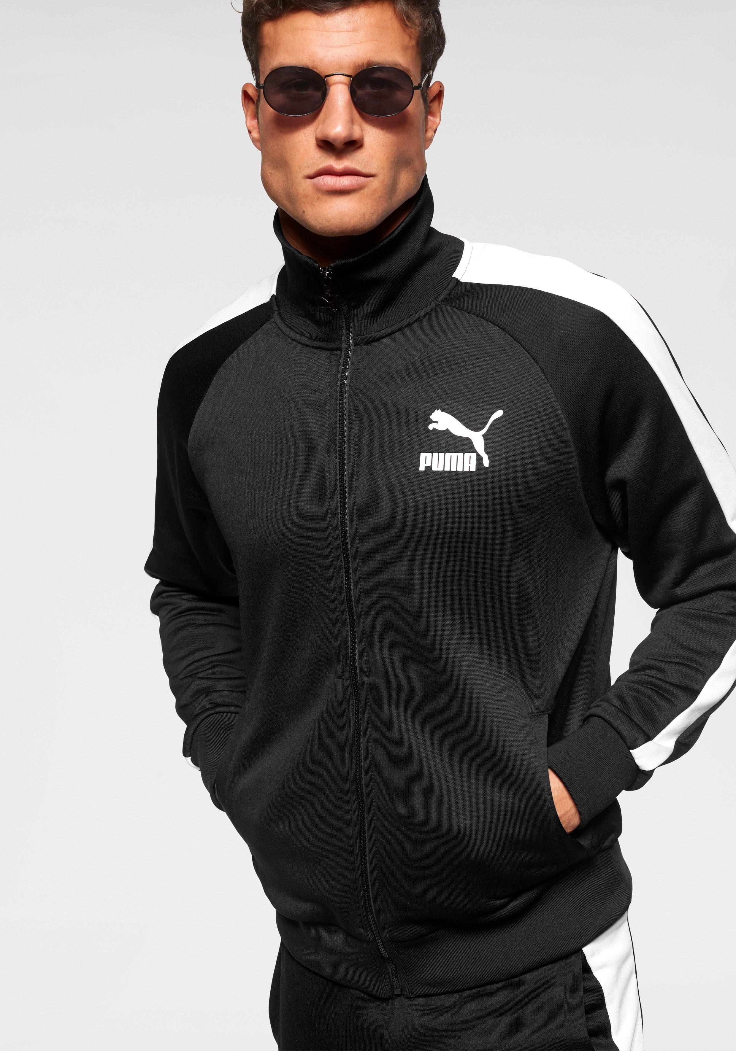 PUMA Trainingsjacke »ICONIC T7 TRACK JACKET PT« | OTTO