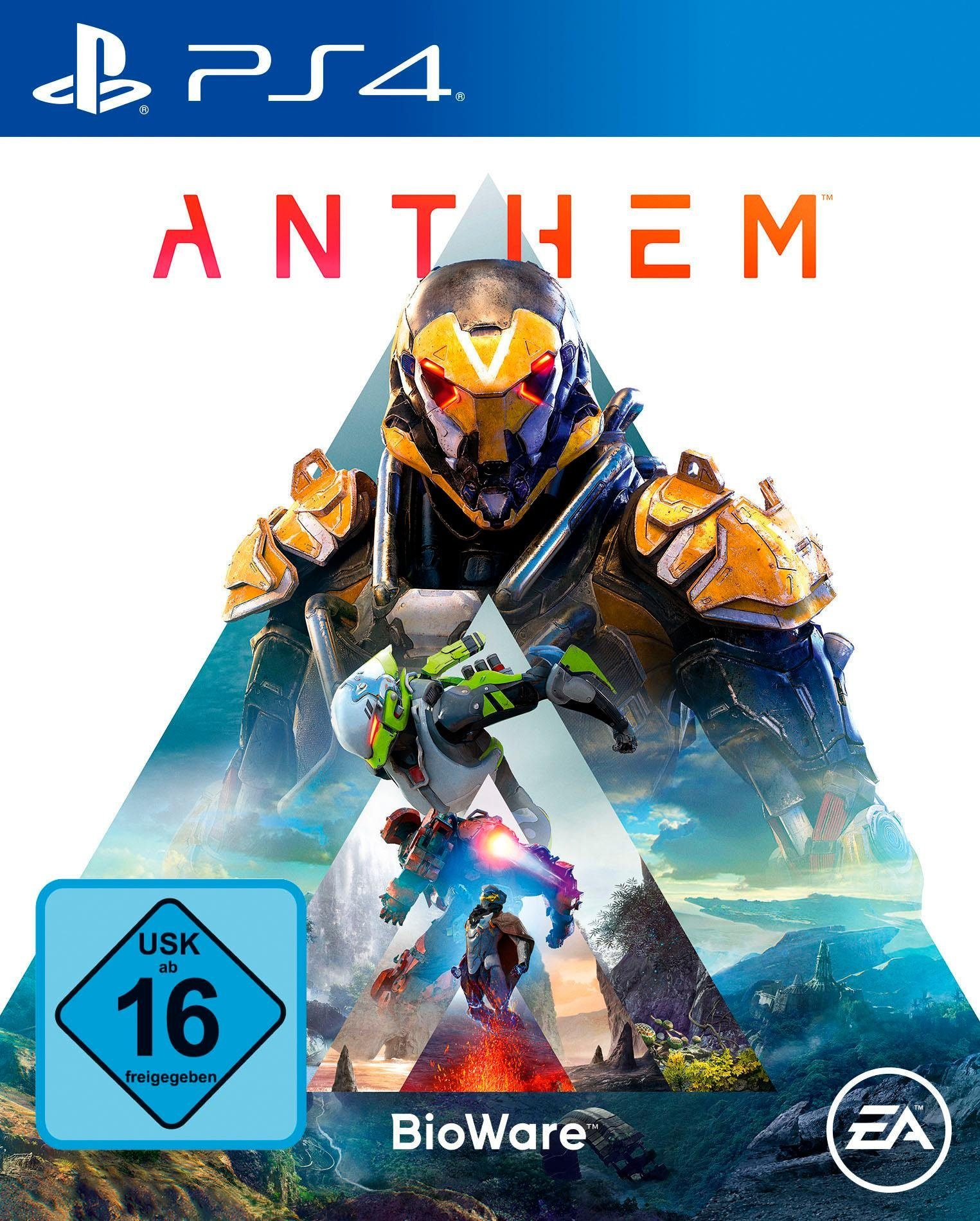 Anthem Standard Edition PlayStation 4