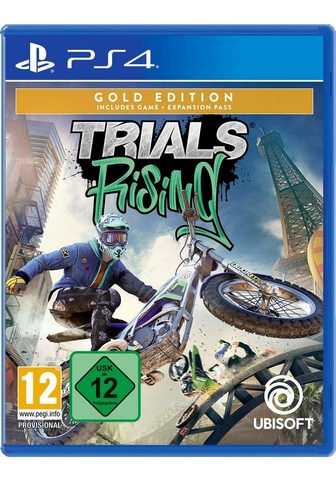 UBISOFT Trials Rising Gold Edition PlayStation...