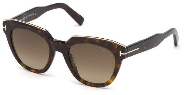 Tom Ford Damen Sonnenbrille »Haley FT0686«