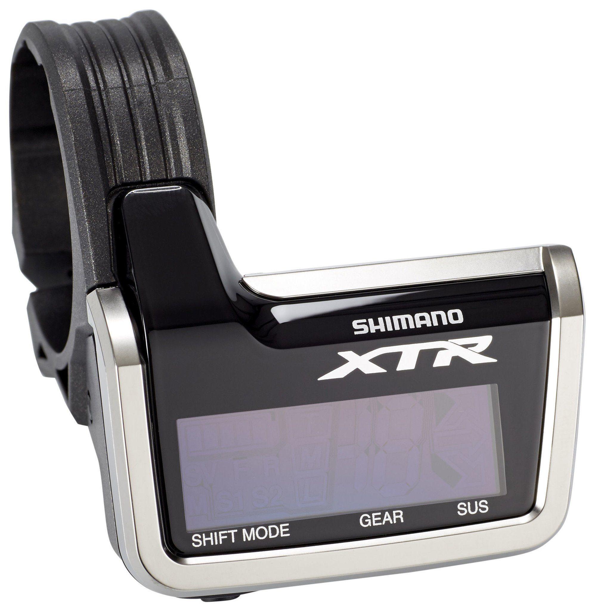Shimano Kurbel »XTR Di2 SC-M9051 Informations-Display«