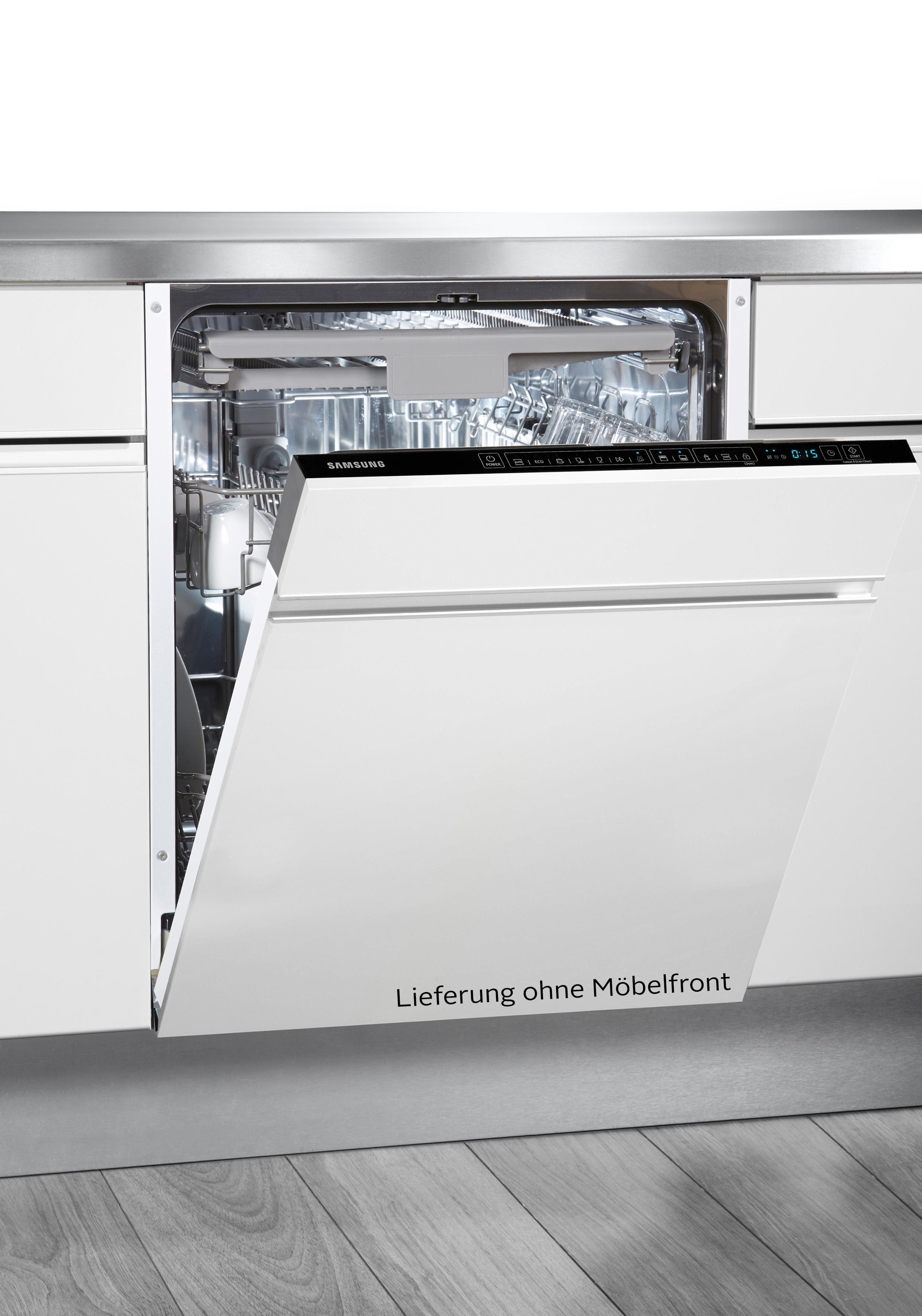Samsung vollintegrierbarer Geschirrspüler, DW60M6050BB/EG, 10,5 l, 14 Maßgedecke