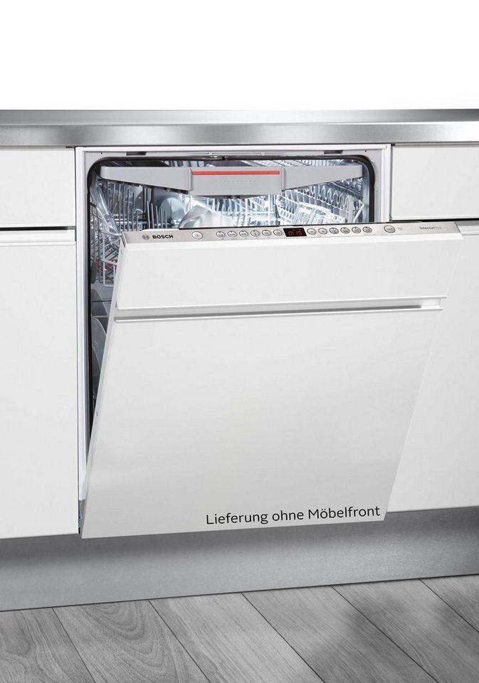 Bosch Vollintegrierbarer Geschirrspuler Serie 4 Serie 4 Smv46kx03e