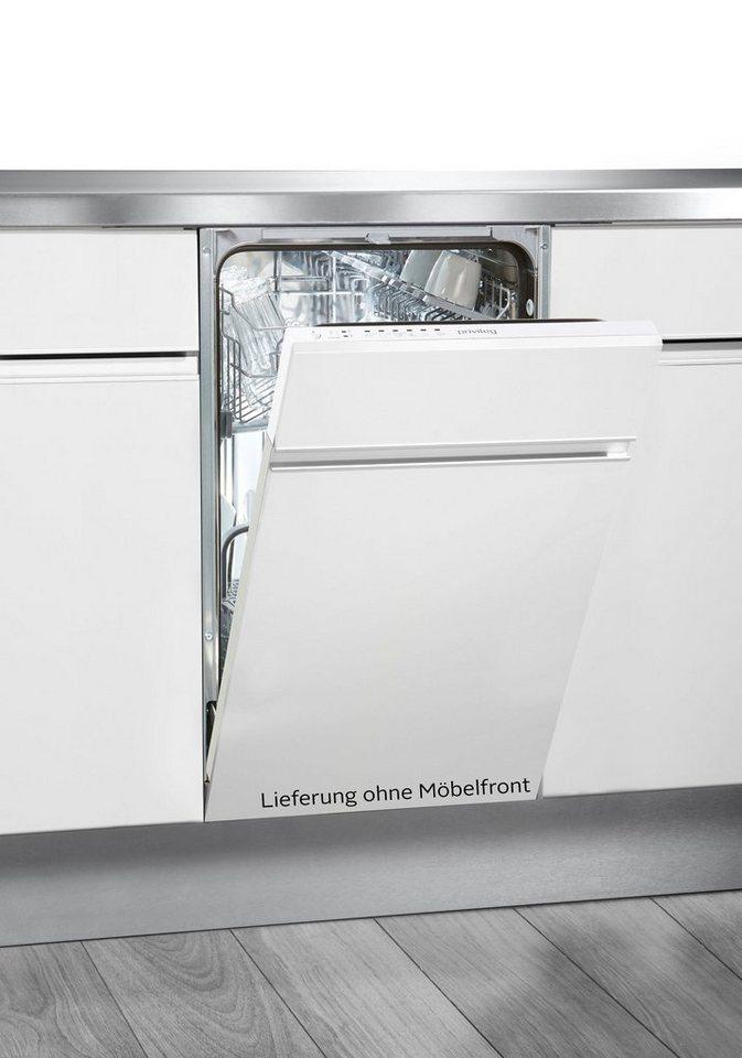 Privileg Vollintegrierbarer Geschirrspuler Rsie 2b19 10 L 10