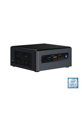 CSL Mini PC | Core i3-8109U | Intel HD 655...