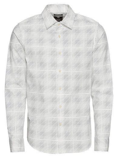 G-Star RAW Langarmhemd »Core super slim shirt l\s«