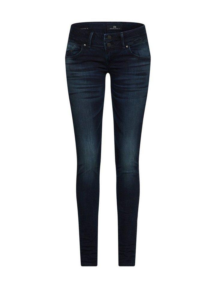 LTB 7/8-Jeans »JULITA X« | Bekleidung > Jeans > 7/8-Jeans | Blau | Jeans | LTB