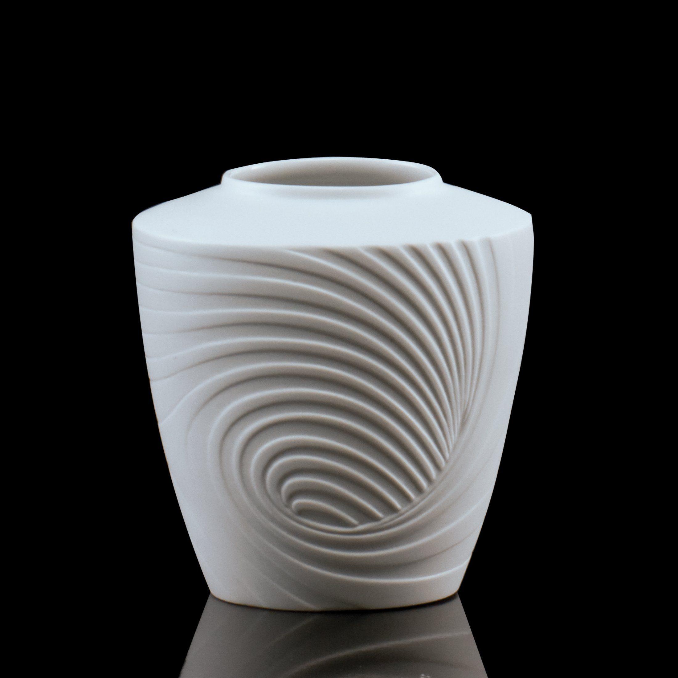 Kaiser Porzellan Vase »Illusion«
