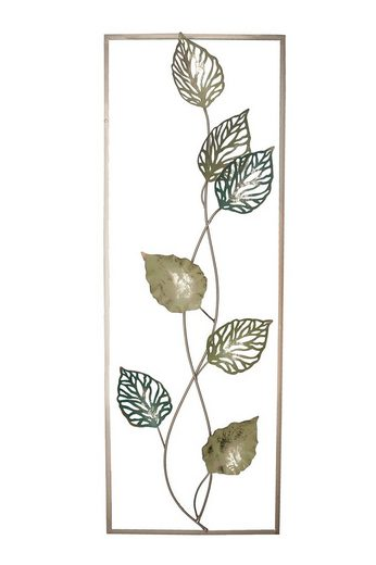 NTK-Collection Wanddeko »Silhouette Blätter«