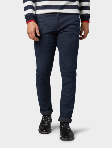 TOM TAILOR Denim Slim-fit-Jeans »Denim Chino aus Organic Cotton«