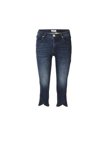 CASUAL капри-джинсы Aleria с модный кр...