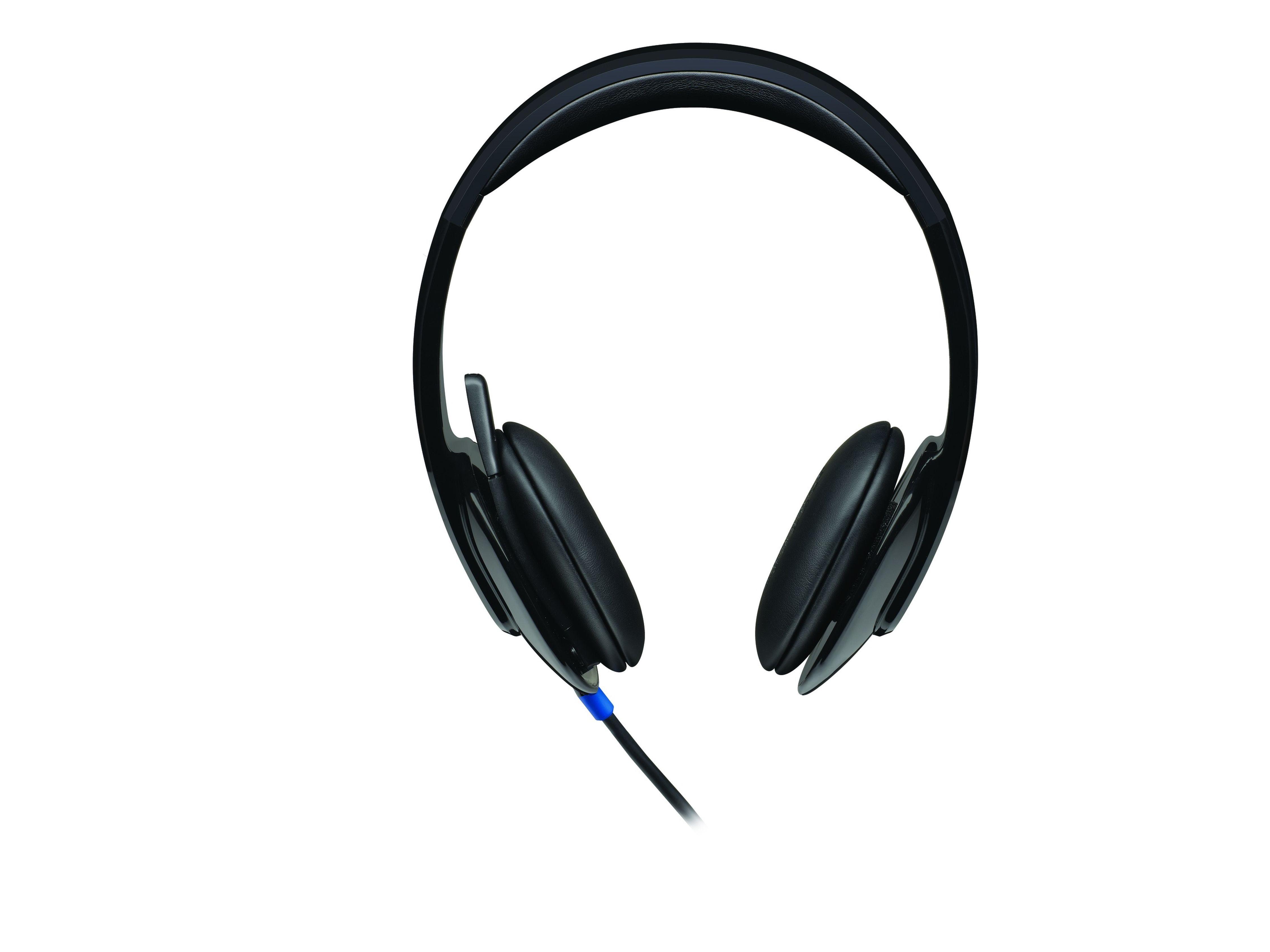Logitech H540 USB Computer Headset »HD-Klangqualität«