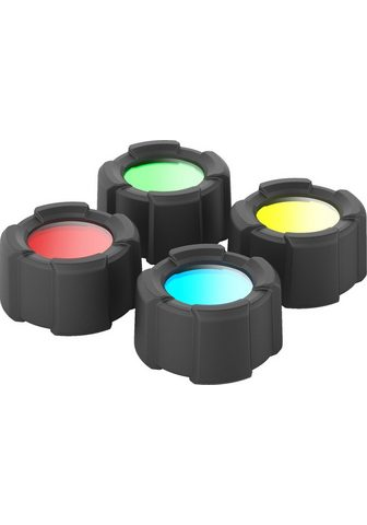 LED LENSER Priedai »Color filtras rinkinys 32.5mm...