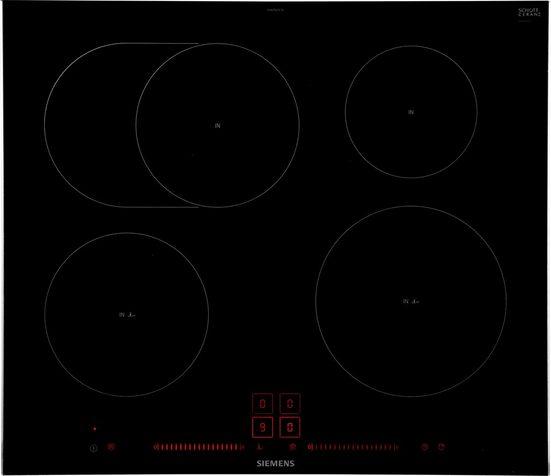 SIEMENS Induktions-Kochfeld von SCHOTT CERAN® iQ300 EH675LFC1E