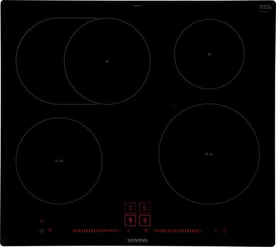 SIEMENS Induktions-Kochfeld von SCHOTT CERAN® iQ300 EH601LFC1E