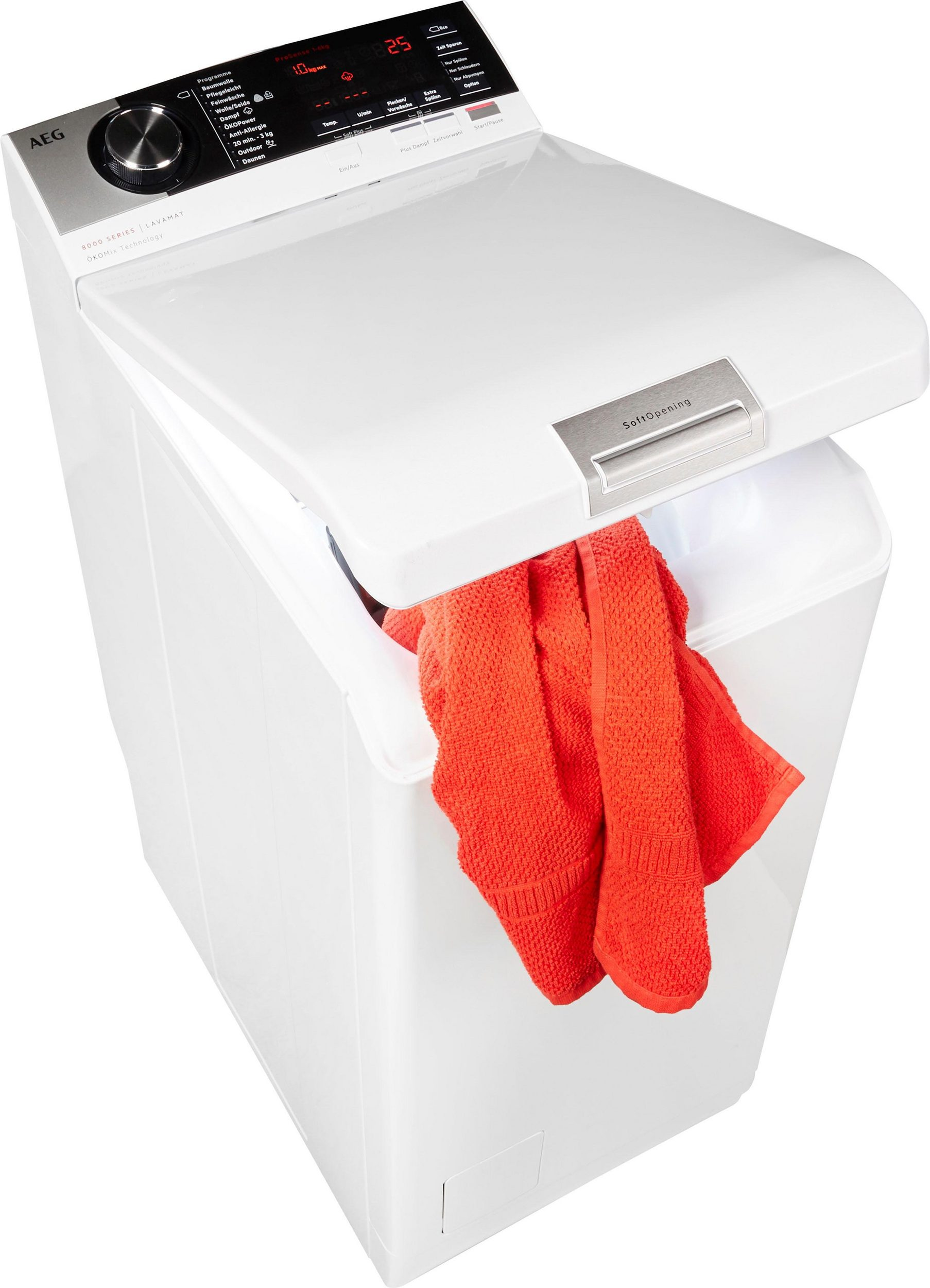 AEG Waschmaschine L8TE84565