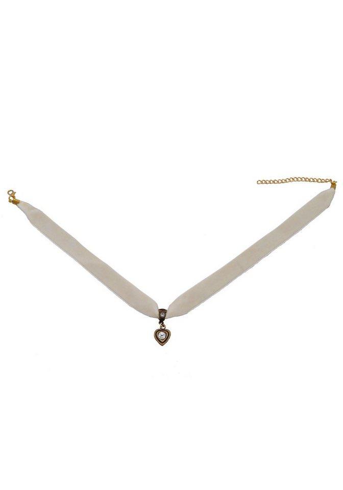 J.Jayz Kette mit Anhänger »Herzchen« mit Swarovski-Kristallen   Schmuck > Halsketten > Herzketten   J.Jayz