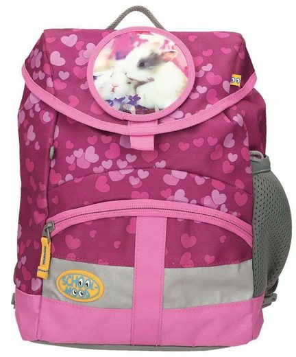 SCHOOL-MOOD® Kinderrucksack »Kiddy, Chloe«