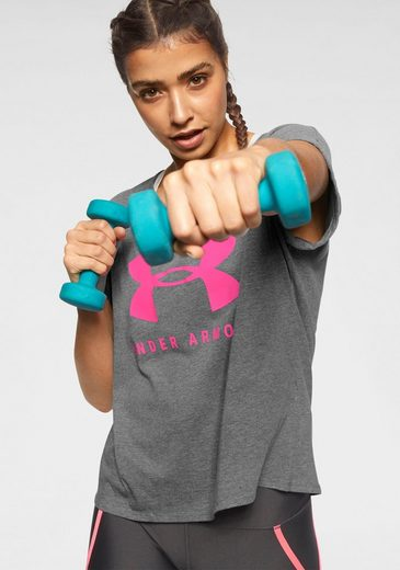 Under Armour® Funktionsshirt »GRAPHIC SPORTSTYLE FASHION SSC«
