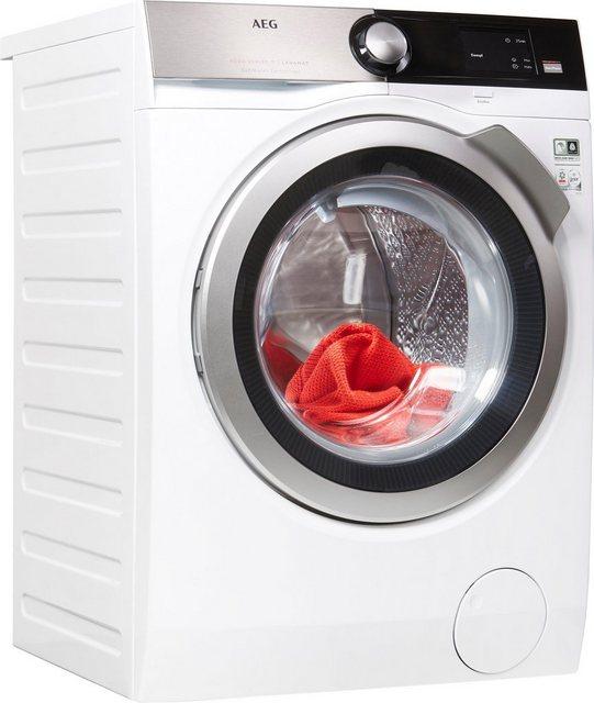 AEG Waschmaschine L9FE96695, 9 kg, 1600 U/Min, SoftWater - Wasservorenthärtung | Bad > Waschmaschinen und Trockner > Frontlader | AEG