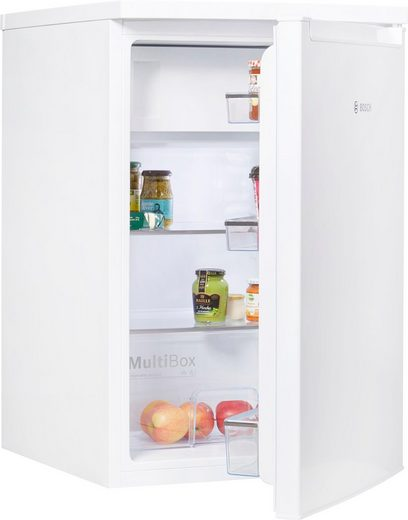 BOSCH Kühlschrank 2 KTL15NW3A, 85 cm hoch, 56 cm breit