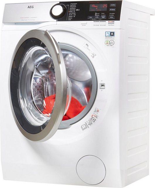 AEG Waschmaschine L7FE74485, 8 kg, 1400 U/Min, ProSteam - Auffrischfunktion | Bad > Waschmaschinen und Trockner > Frontlader | AEG