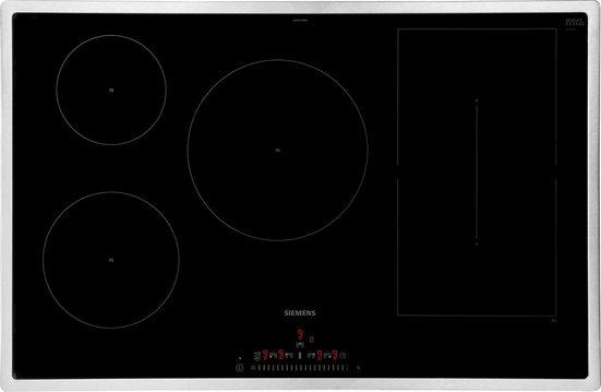 SIEMENS Flex-Induktions-Kochfeld von SCHOTT CERAN® iQ500 ED845FWB5E