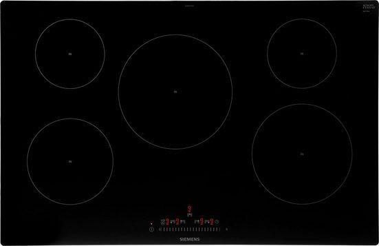SIEMENS Induktions-Kochfeld von SCHOTT CERAN® iQ100 EH801FVB1E