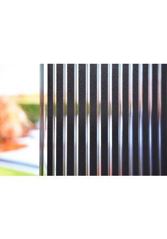 GUTTA Anbaudach »Bedachungs-Set Zebraplatte«...