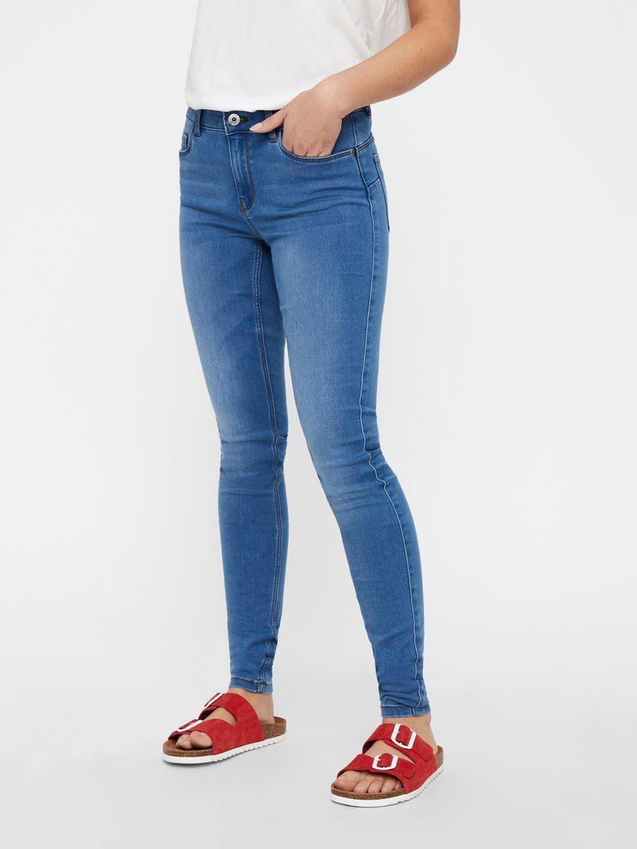 Vero Moda Seven NW Shape-up Slim Fit Jeans