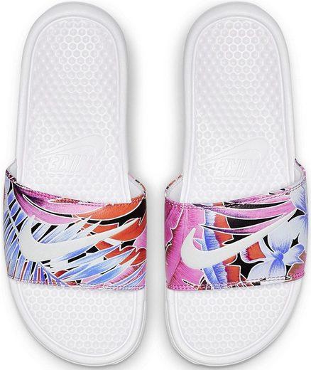 Nike Sportswear »Wmns Benassi Just Do It« Badesandale