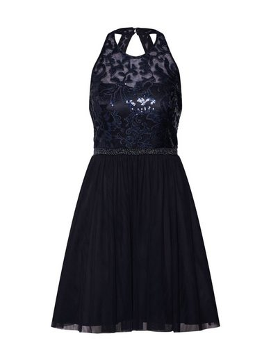 Vera Mont Chiffonkleid Cut-Outs