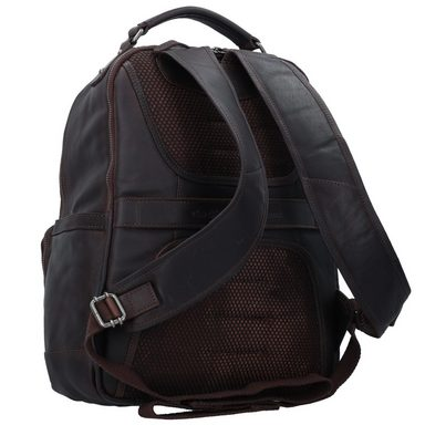 Austin Cm Laptopfach 39 Chesterfield Brand Businessrucksack The Leder Z1TqxY
