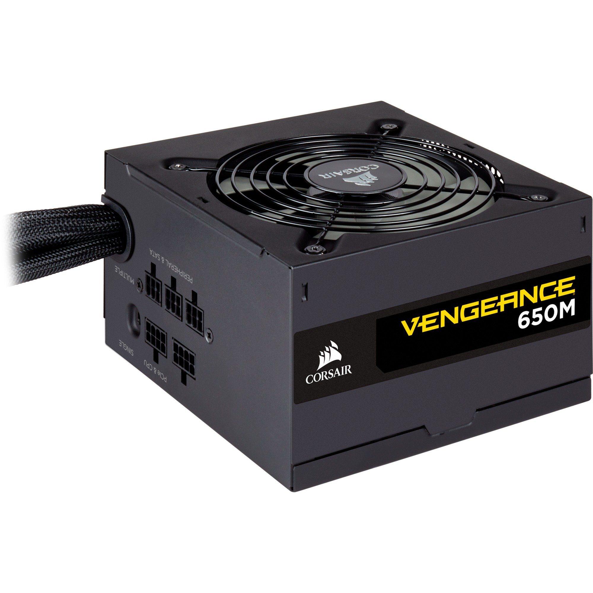 Corsair PC-Netzteil »VENGEANCE 650M, 4x PCIe, Kabel-Management«
