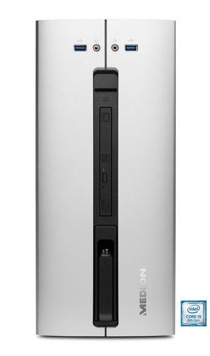 MEDION® MD34268 PC Akoya P66046 »Intel Core i5, GTX 1050, 128 GB + 1 TB, 8 GB«