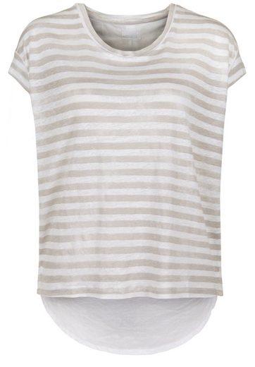 Blaumax T-Shirt »BERLIN STRIPE LINEN«