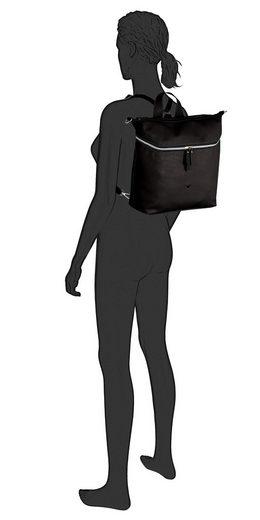 Umhängetasche Tailor Cityrucksack »kim« Tom Tragbar Als Auch xXgqx8Wn6d