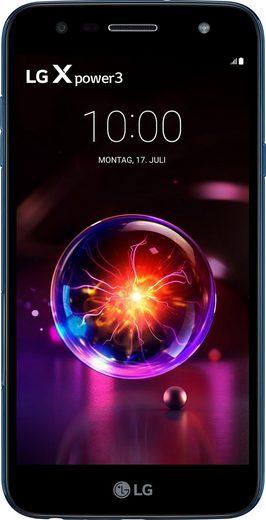 LG X Power 3 Smartphone (13,97 cm/5,5 Zoll, 32 GB Speicherplatz)