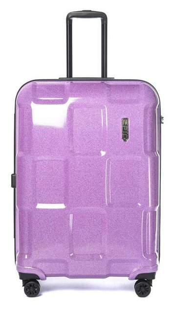 EPIC Hartschalen-Trolley »Crate Reflex Amethyst Purple, 76 cm«, 4 Rollen | Taschen > Koffer & Trolleys > Trolleys | Aluminium | Epic