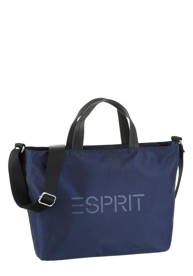 1c801d7adc929f esprit-henkeltasche-mit-auffaelligem-logo-print-dunkelblau.jpg?$formatz$