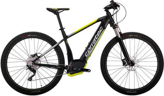 corratec E-Bike »E-Power X-Vert Expert LTD Sport«, 10 Gang Shimano DEORE XT 10s Schaltwerk, Kettenschaltung, Mittelmotor 250 W