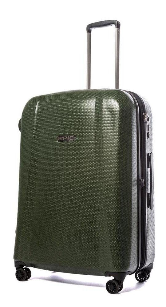 EPIC Hartschalen-Trolley »GTO 4.0, Forest Green, 73 cm«, 4 Rollen
