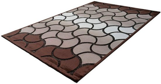 Teppich »Jemila 545«, LALEE, rechteckig, Höhe 10 mm