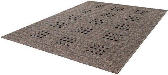 Teppich »Sunset 606«, LALEE, rechteckig, Höhe 5 mm, In- und Outdoor geeignet