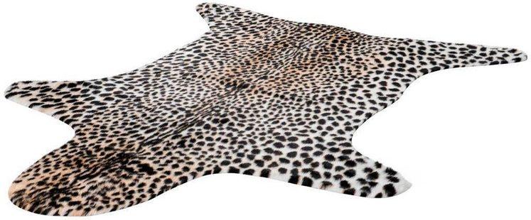 Teppich »Rodeo 204«, LALEE, fellförmig, Höhe 17 mm