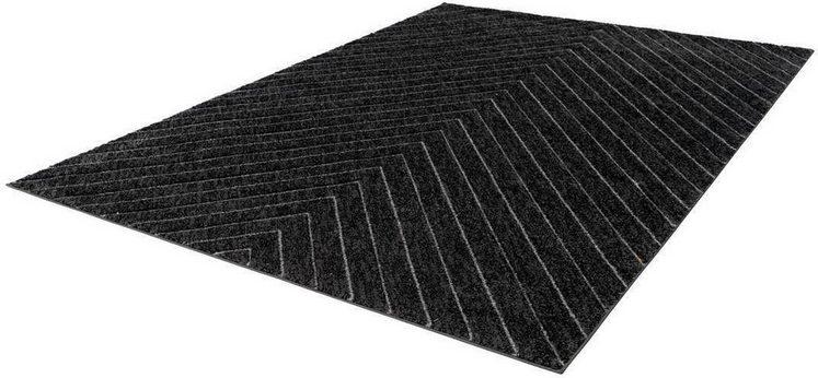 Teppich »Swing 102«, LALEE, rechteckig, Höhe 14 mm