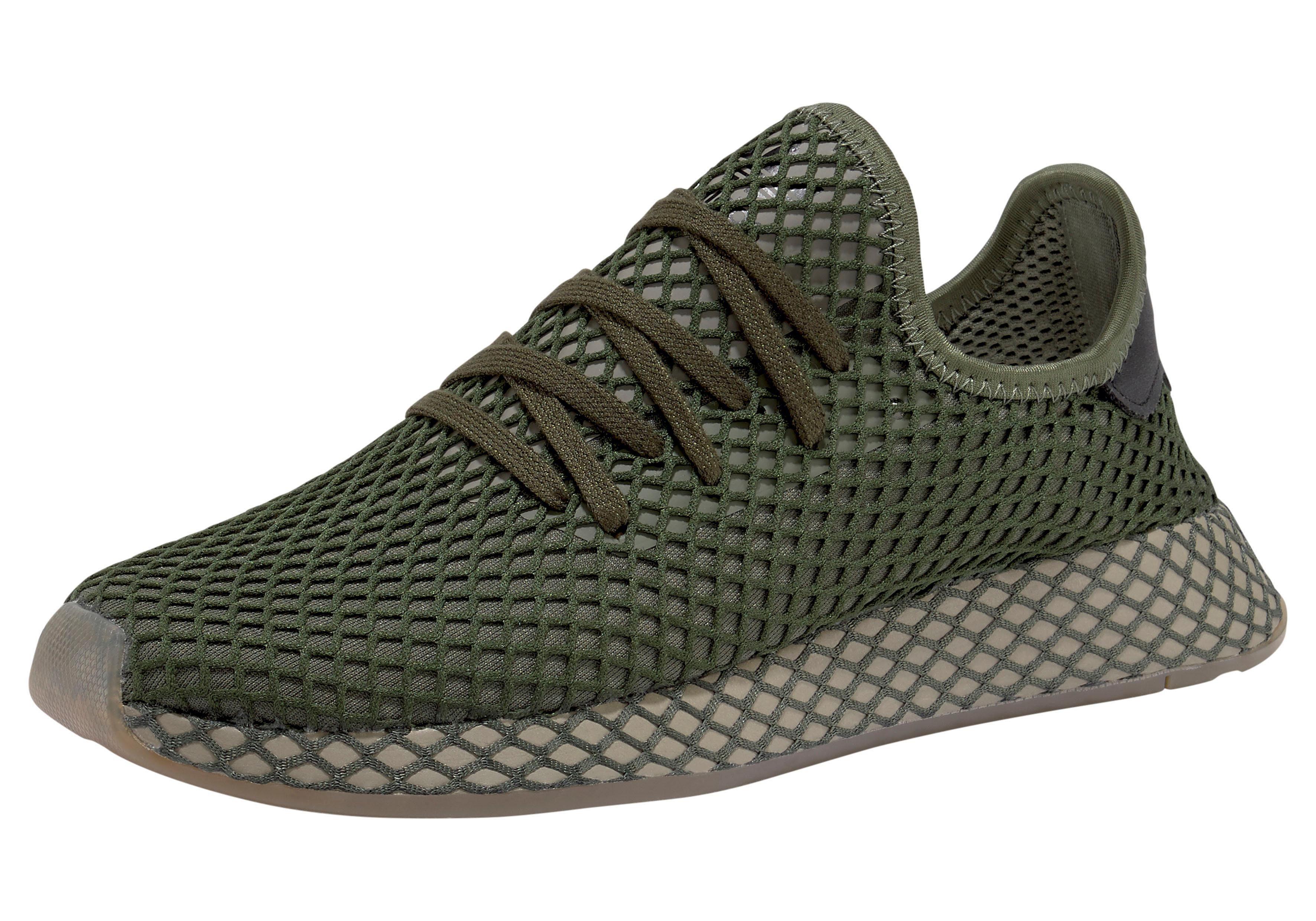adidas sneaker mit netz