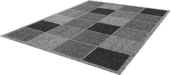 Teppich »Sunset 605«, LALEE, rechteckig, Höhe 5 mm, In- und Outdoor geeignet